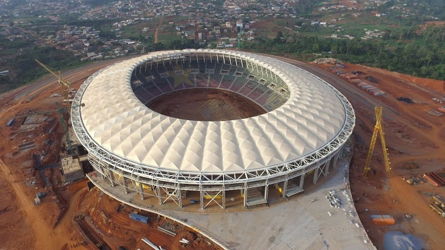 French Cameroun: Paul Biya Stadium plunges nation into further debt