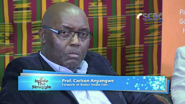 Professor Carlson Anyangwe: Ambazonia Restoration Forces are winning the French Cameroun war
