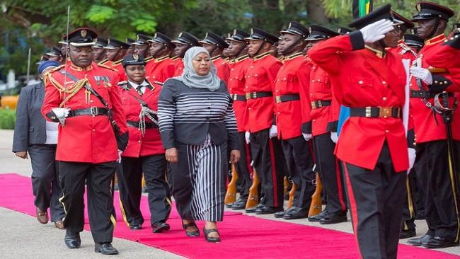 Tanzania to swear in first female president Samia Hassan Suhulu