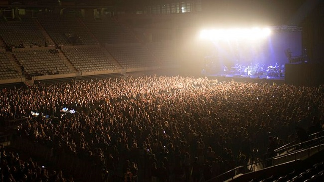 5,000 people attend Barcelona rock concert after taking Covid-19 rapid tests