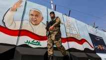 Pope Francis Iraq Visit: Rockets slam base hosting US troops