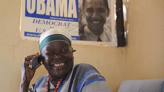 Obama's Kenyan granny 'Mama Sarah' dies aged 99