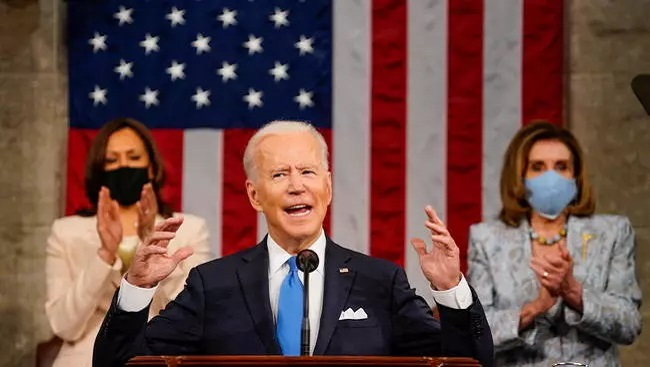 US: Biden lays out ambitious plan, promises to turn 'peril into possibility'