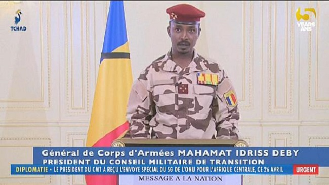 "Chad's Idi Amin Dada tells opposition to ""caution supporters"" after crackdown"