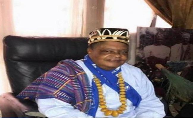 Manyu: Chief of Kendem Ako Stanley Akumarah dies in Yaoundé