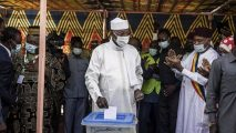 Chad goes to polls with veteran ruler Deby poised for sixth term