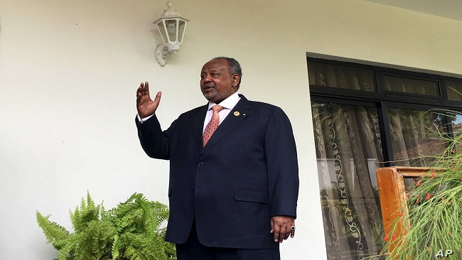 Djibouti: 73-year-old President Guelleh seeking a fifth term