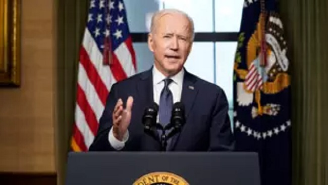 Biden announces Afghan withdrawal, says 'time to end America's longest war'