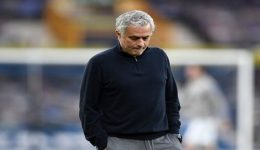 Football: Jose Mourinho sacked by Tottenham Hotspur