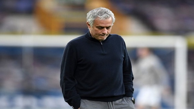 Football: Jose Mourinho sacked by Tottenham Hotspur