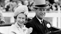 Britain's Prince Philip, the Queen's 'strength and stay' for seven decades
