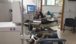 CPDM Crime Syndicate: Dialysis patients protest poor treatment, equipment shortage in Yaoundé