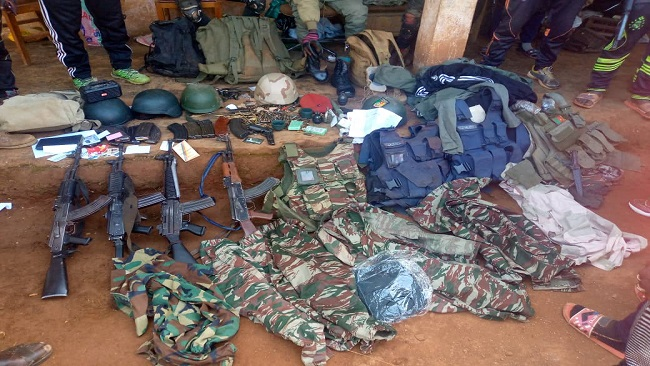 Francophone dominated army says 15 soldiers killed in Amba Bamessing ambush