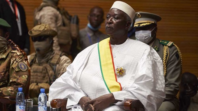Mali's transitional president, prime minister released after military detention