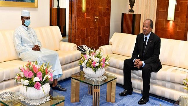 Chad: Idriss Deby's children are seeking  Biya support