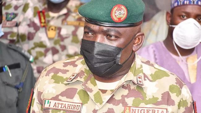 Nigeria burries army chief Ibrahim Attahiru after plane crash