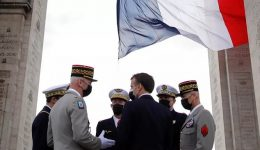 French soldiers warning of 'civil war' in open letter told to quit