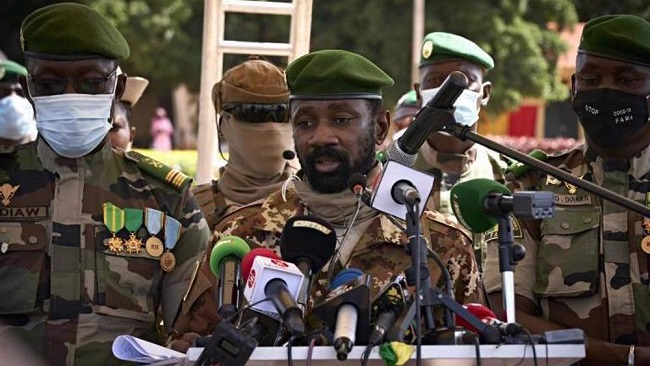 Mali's ex-junta chief seizes power after military nabs interim president