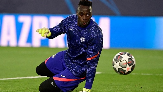 Football: Edouard Mendy is first Senegalese goalkeeper in Champions League final