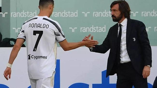 Ronaldo misses Juve training as Man City rumours rumble