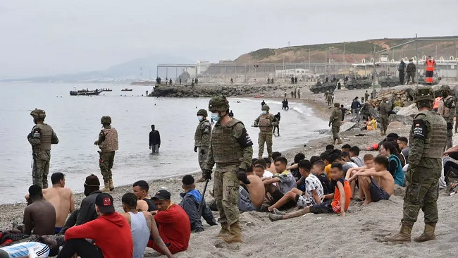 Spain sends more than 6,500 migrants back to Morocco