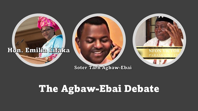 Hon. Lifaka and Chief Mukete offer civil servants a fresh begging bowl-The Agbaw-Ebai Debate