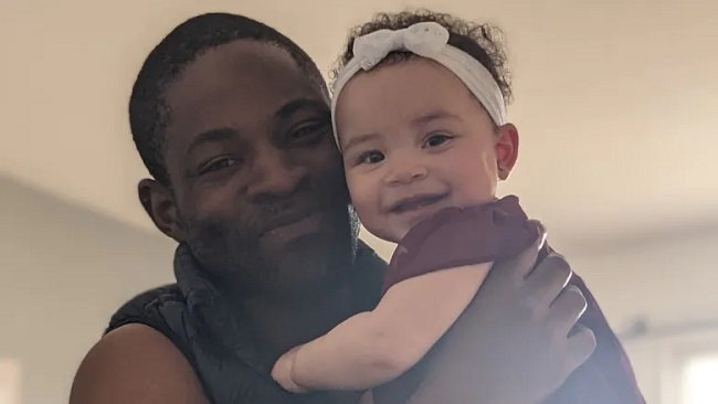 Canadian mother of three trying to raise money to send her Cameroonian husband's body back home after he was killed in a car crash