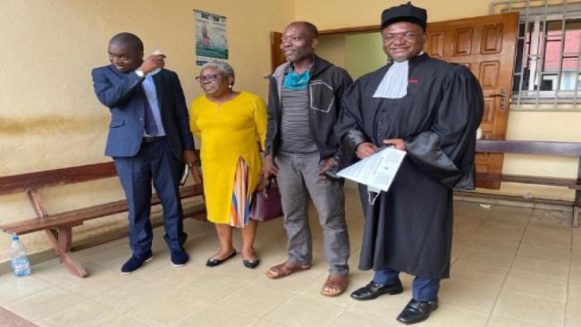 President Sisiku Ayuk Tabe's lawyer freed