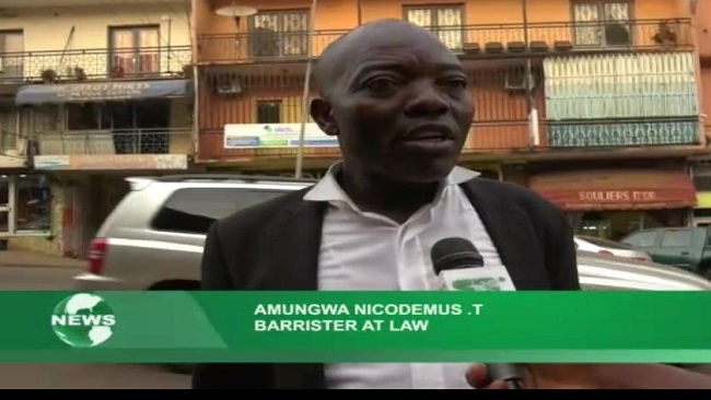 Southern Cameroons Crisis: Human Rights Lawyer Detained on Bogus Terrorism Charges