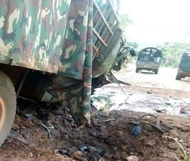 Southern Cameroons Crisis: Biya regime deeply concerned about Operation Big Rubbergun