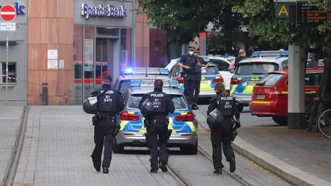 Bundes: Several killed in knife attack in Wuerzburg
