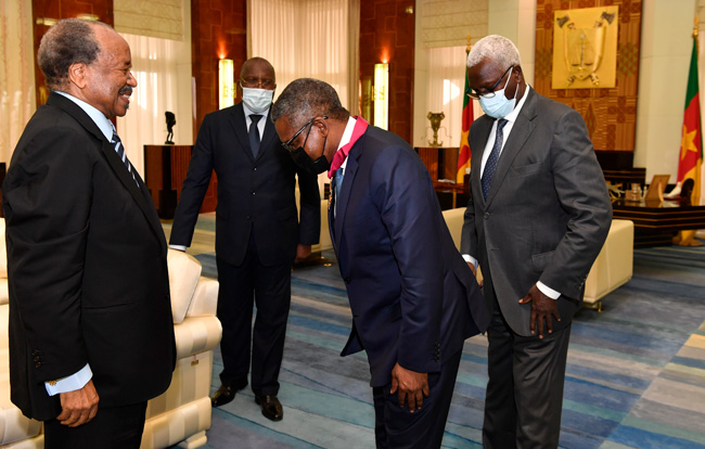 Southern Cameroons-Biya-Dangote Meeting: Saying nothing can be riskier than saying something