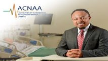 Dr. Aroke elected as president of the Association of Cameroonian Nurse Anesthetists in America