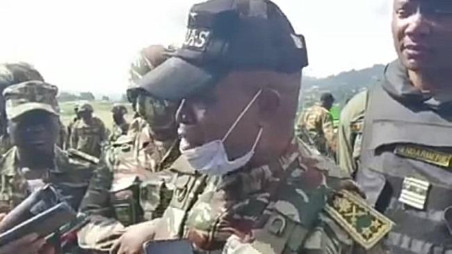 La republique du Cameroun forces receiving heavy blow in Southern Cameroons