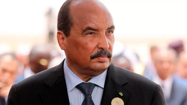 Former Mauritanian president Aziz in jail over corruption charges