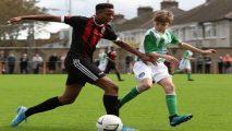 Irish Football U16: Nick Okosun of Bohemians/St Kevin's Boys FC among Osam's 22 players