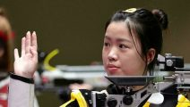 Chinese shooter Yang claims first gold medal of Tokyo Olympics