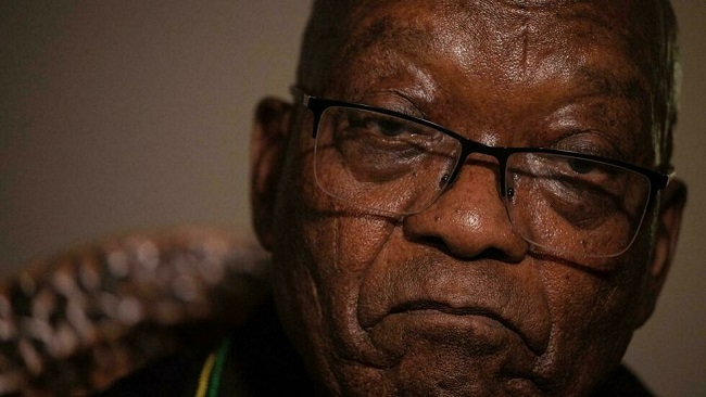 South Africa's former president Zuma released from prison on medical parole