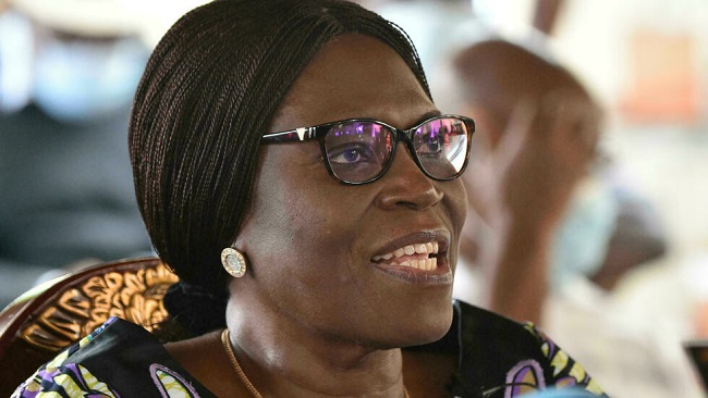 ICC drops arrest warrant for Ivory Coast's former first lady Simone Gbagbo