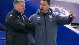 Football: Terry quits as Aston Villa assistant manager