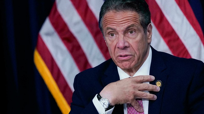 US: New York Governor Cuomo 'sexually harassed multiple women'