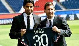 Football: Messi gets set for PSG Champions League bow