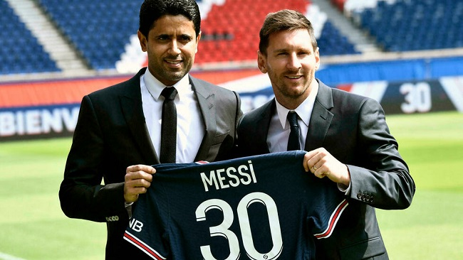 French football hails Messi's PSG move, but will the beleaguered Ligue 1 benefit?