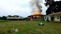 Ambazonia Restoration Forces raid Ossing timber centre