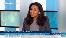 Douala: CEO of ActivSpaces Rebecca Enonchong arrested