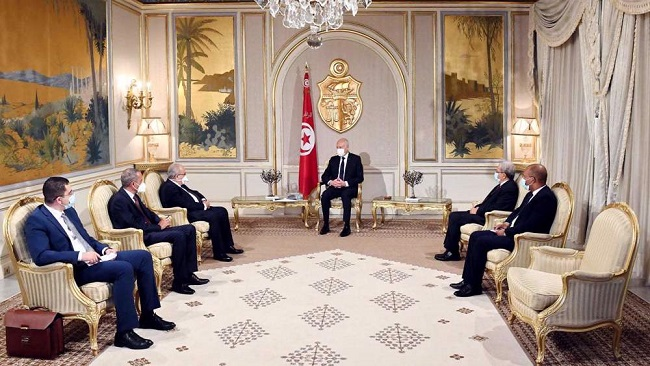 Tunisia political limbo: President indefinitely extends suspension of parliament