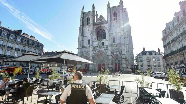 Catholic priest murdered in western France