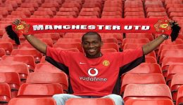 Manchester United Eric Djemba-Djemba announces retirement from football