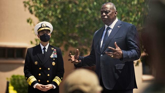 US defense secretary postpones visit to Saudi Arabia