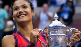 Tennis: UK's Raducanu wins US Open women's title